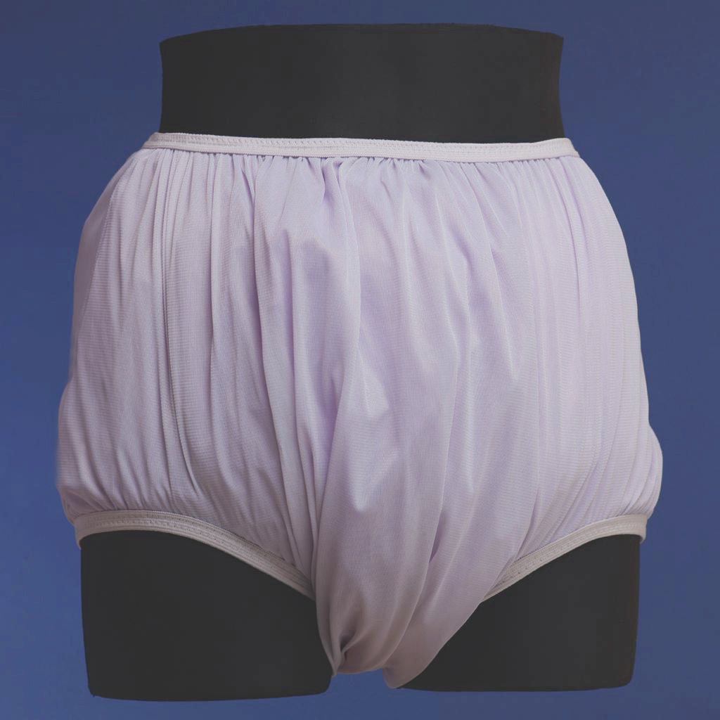 Discreet Nylon Covered Plastic Pants for Cloth Diapers ...