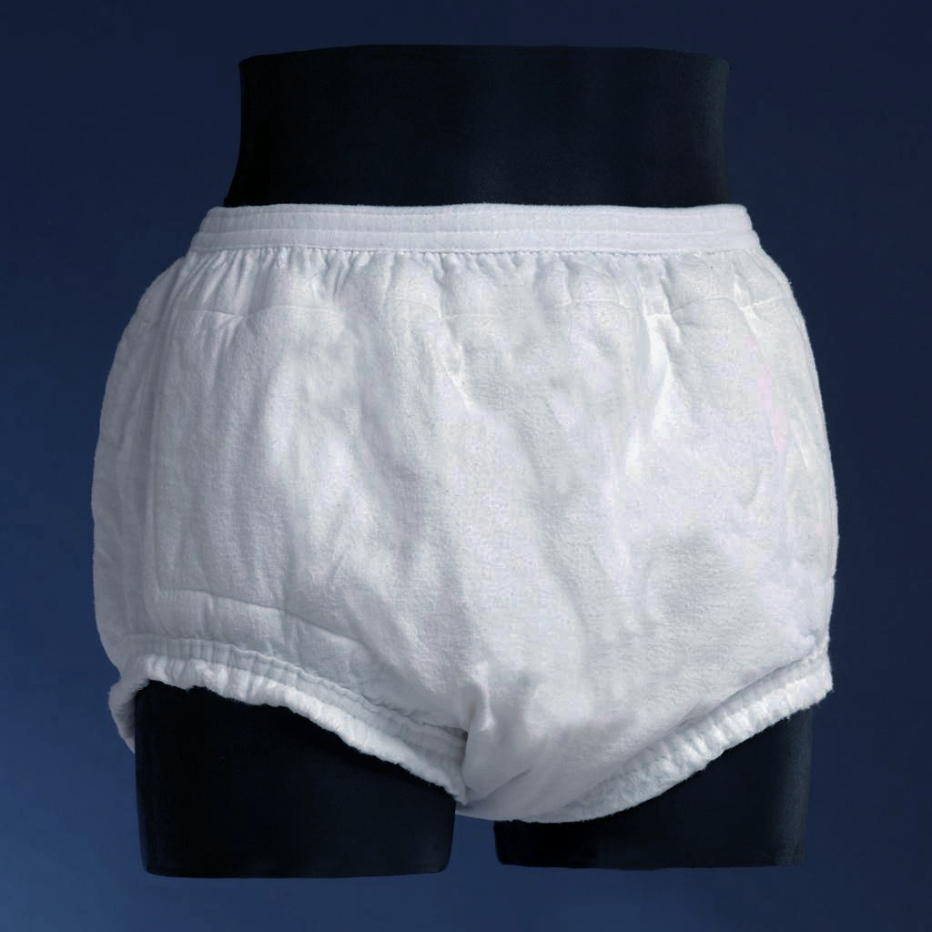 Pull-On 100% Cotton Cloth Diaper-Night Weight
