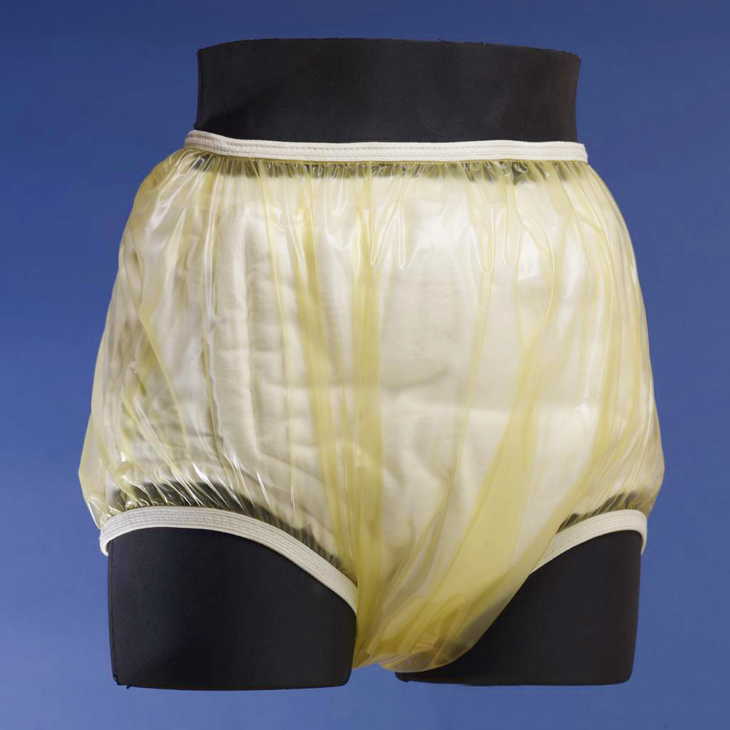 Ultrasoft Plastic Pants Fu Full Cut Plastic Pants For