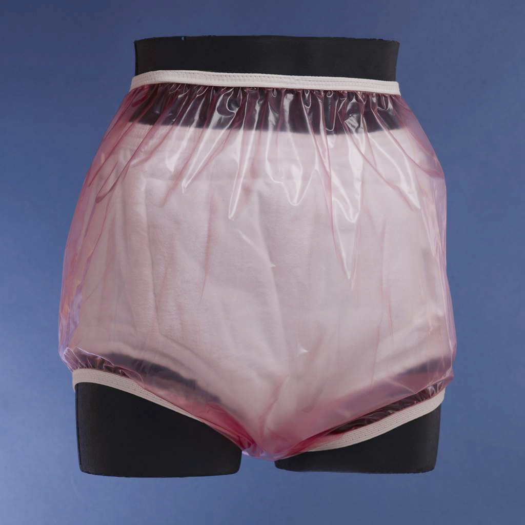 Hi Back Extra Coverage Plastic Pants If Sleep On Your Side