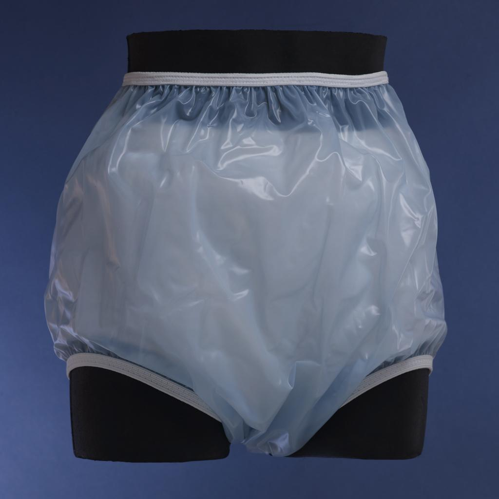 pants plastic Adult cloth pants incontinent diaper