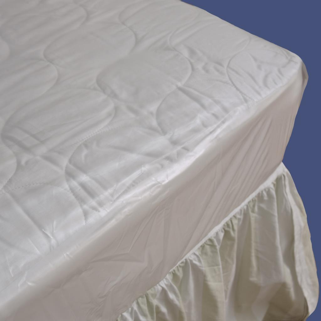 Mattress and Pillow Covers For Protection of Mattress and