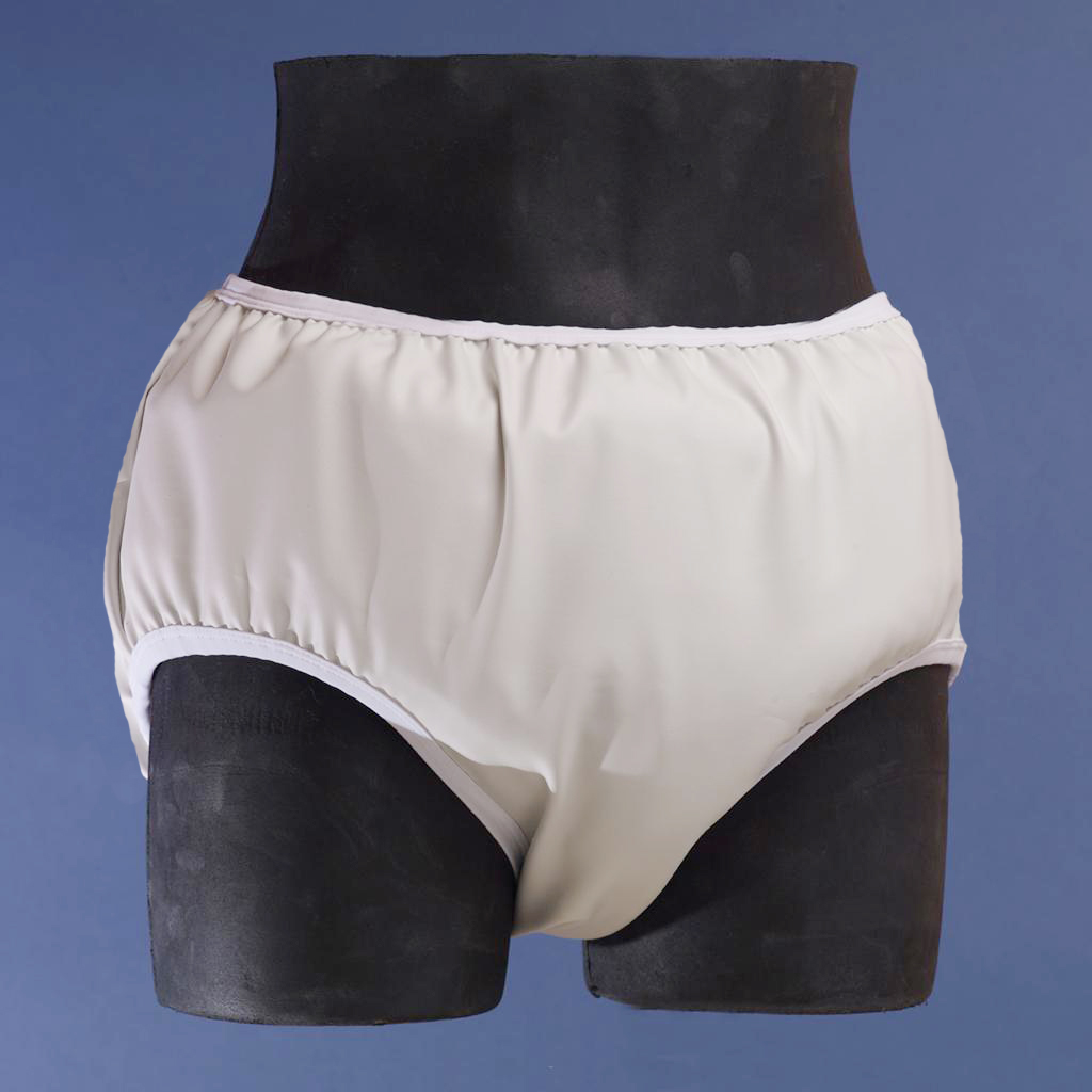 Genuine Rubber Low Cut Brief
