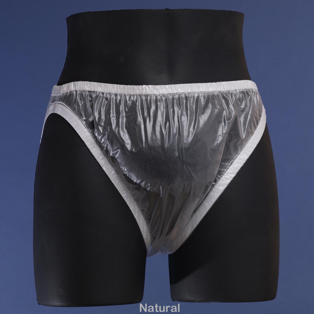 vinyl underwear for adults