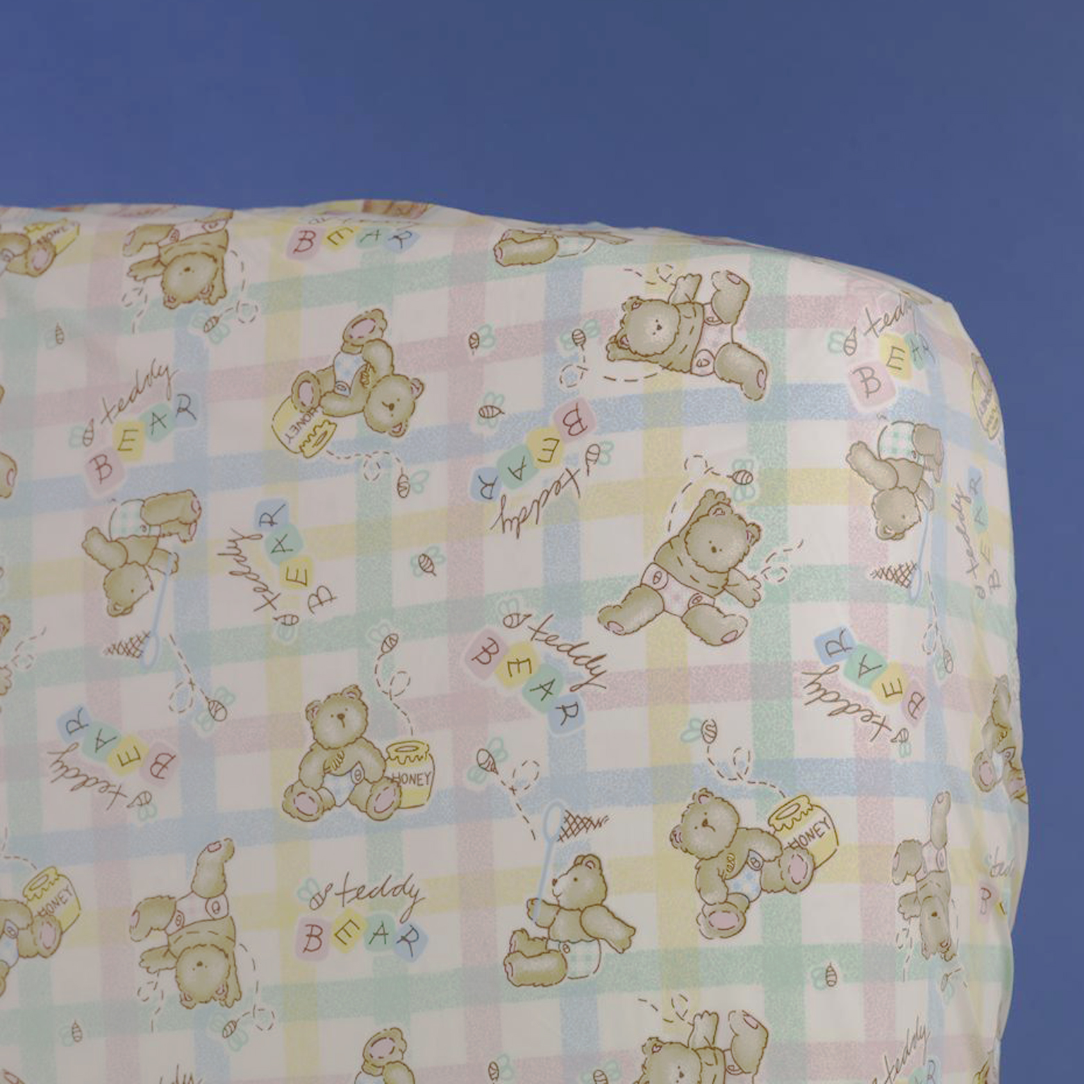 Honey Bears Print Mattress Cover Mchb Mattress And Pillow